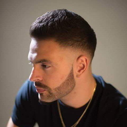 Como fazer a barba desenhada for Tipos de corte de barba